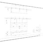フロート式TVボード簡略プラン開発中