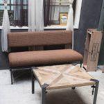 ちょっとレトロでカッコいい!「鉄×無垢材」の家具【ハンドメイド作家を訪ねる】