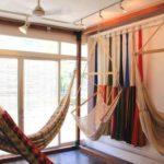 南米スタイルの気持ちよさ ハンモックのある夏の部屋